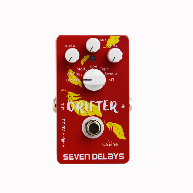 Caline CP-37 Drifter, Seven Delays