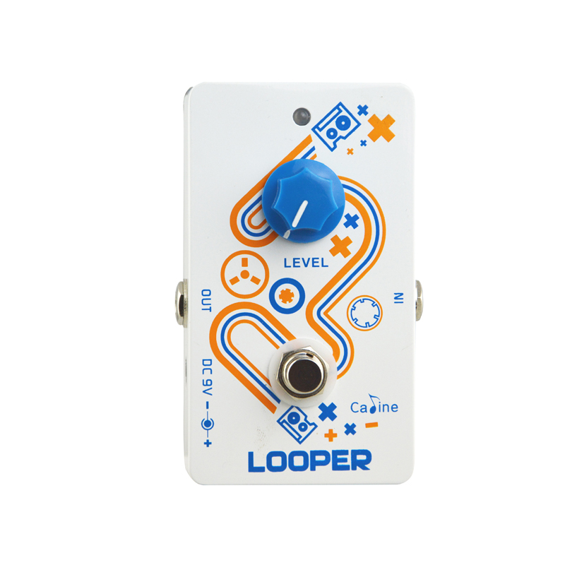 Caline CP-33 Looper Effect Pedal