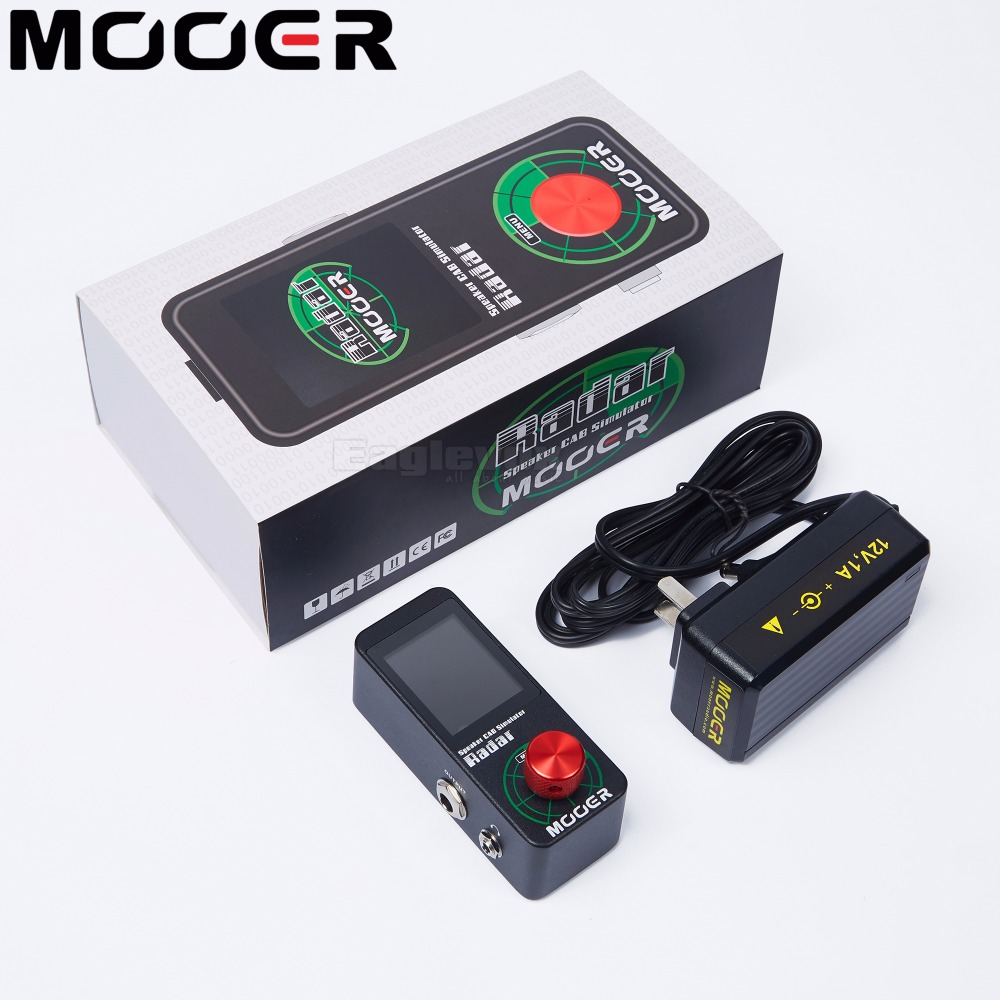 Mooer Radar Digital Cab Sim IR