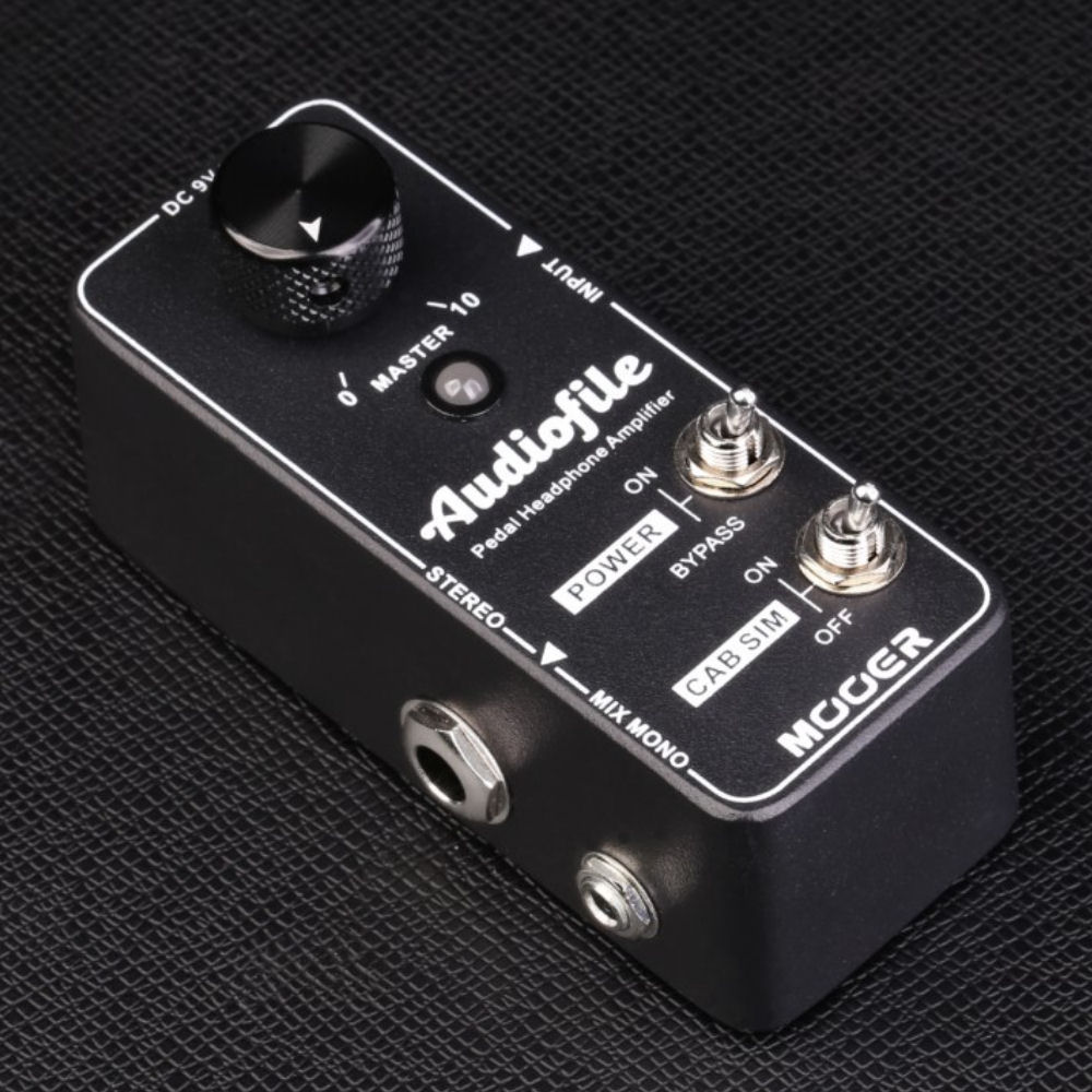 Mooer Audiofile Headphone Amp