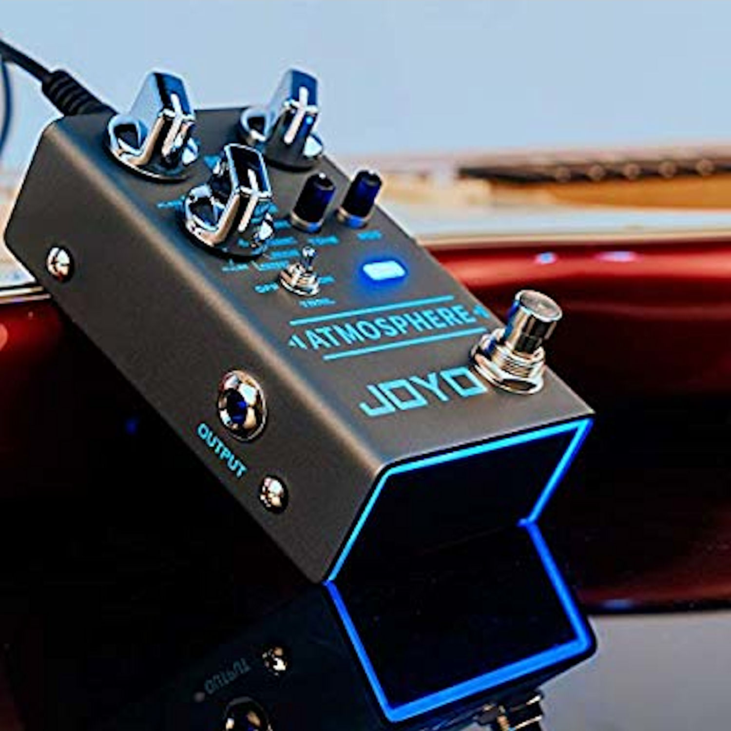 JOYO R Series R-14 ATMOSPHERE 9 Mode Multi Reverb