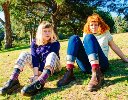 "Now Streaming: Girlpool – ""Before The World Was Big"" ⭐⭐⭐⭐⭐"