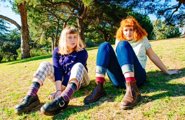 """Now Streaming: Girlpool – """"Before The World Was Big"""" ⭐⭐⭐⭐⭐"""