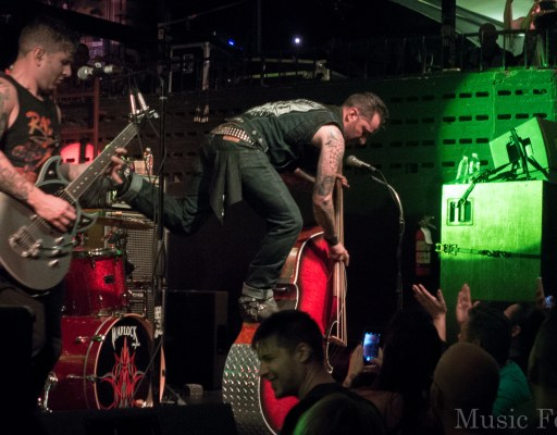Photo Album: Koffin Kats, 4/25/2015, The Mohawk, Austin, TX