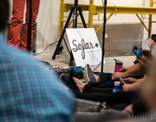 Photo Album: Sofar Austin, 5/17/2015, Gray Duck Art Gallery, Austin, TX