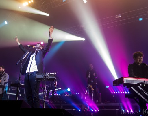 Photo Album: Foster the People, 5/16/2015, Austin Music Hall, Austin, TX