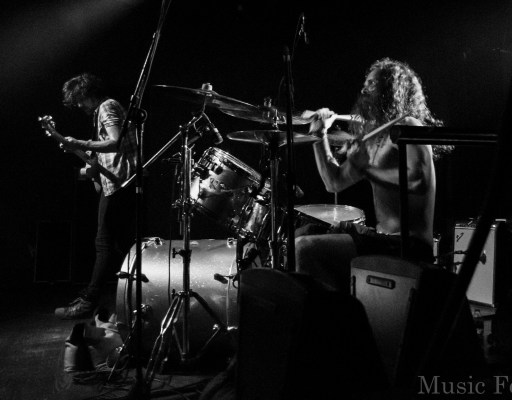 Photo Album: Black Pistol Fire, 6/12/2015, The Parish, Austin, Texas