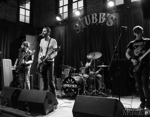 Photo Album: Hooka Hey, 6/10/2015, Stubb's, Austin, TX