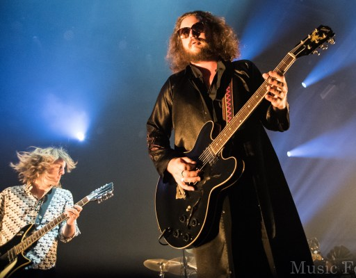 My Morning Jacket, 10/22/2015, Austin Music Hall, Austin, Photos