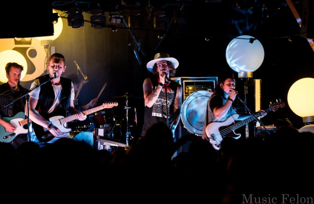American Authors, 4/8, The Sidewinder, Austin, Photos – Write-up