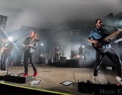 Two Door Cinema Club, 10/7/2016, Stubb's Austin, Photos – Write-up