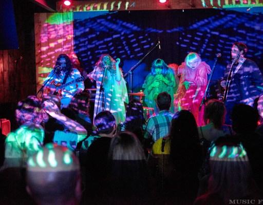 TINNAROSE,  3/31/2017, Barracuda Austin, Photos – Write-up