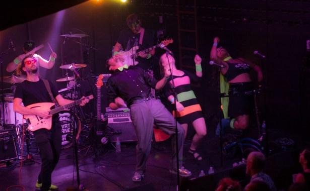 Heart Byrne, 8/12/2017, Mohawk, Austin, Photos – Write-up