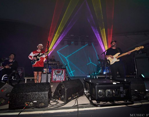 Portugal. The Man, 10/7/2017, Stubb's, ACL Late Nights, Austin: Photos – Write-up