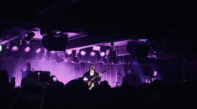 REVIEW :: Lewis Capaldi @ Manchester Club Academy {16.02.2018}