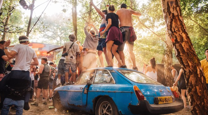 Lost Village 2018 expands line up with George Fitzgerald & more