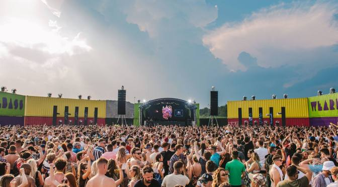 First names announced for We Are FSTVL 2019