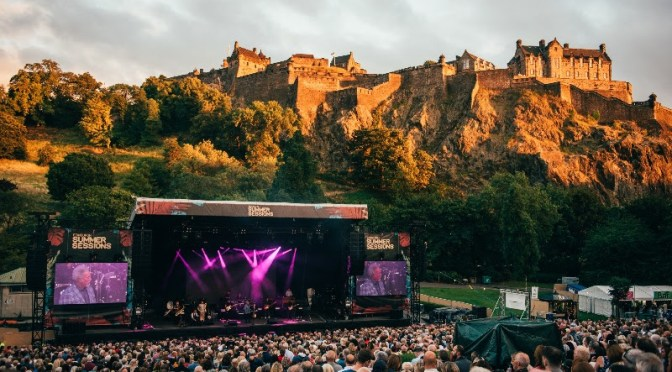 Edinburgh Summer Sessions 2019: Chvrches, Courtneers & more