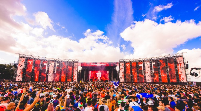 Creamfields 2019 adds Calvin Harris (UK exclusive) + loads more