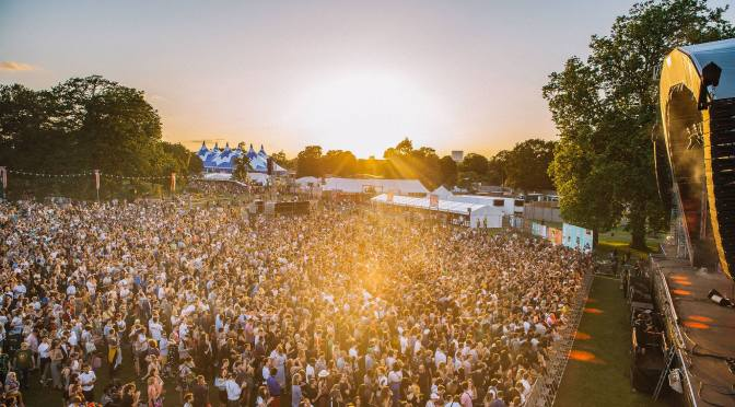 Bulldog Gin bring Todd Terje, Denis Sulta & more to the Yard at Field Day