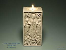 Easter candleholder