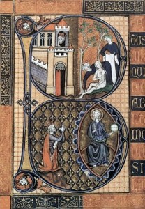penitential psalm illumination