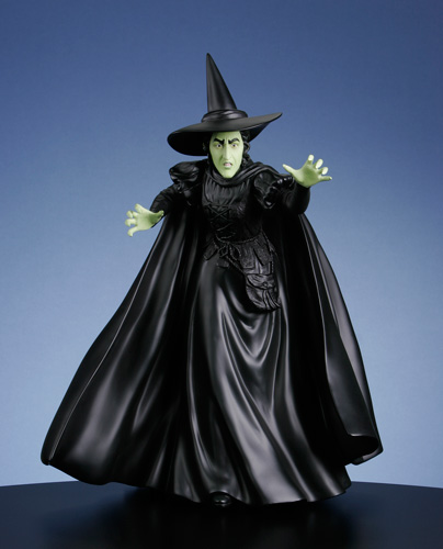 Wizard Of Oz Wicked Witch 17 Figurine Discontinued