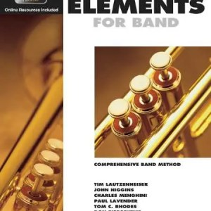 Essential Elements for Band - Book 1 Bb Trumpet