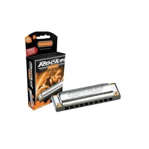 Hohner Rocket Harmonica, Key Of C