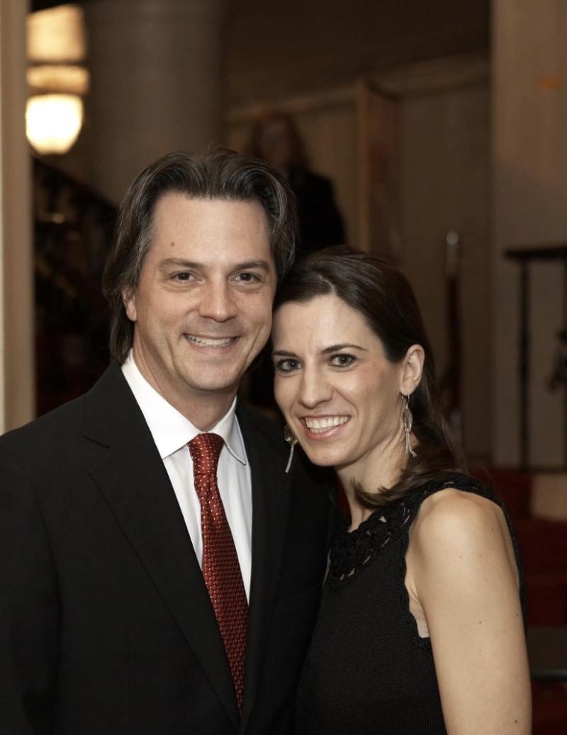 Mary Persin and Dan Meyer