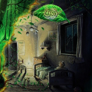 ISSUN – Dark Green Glow