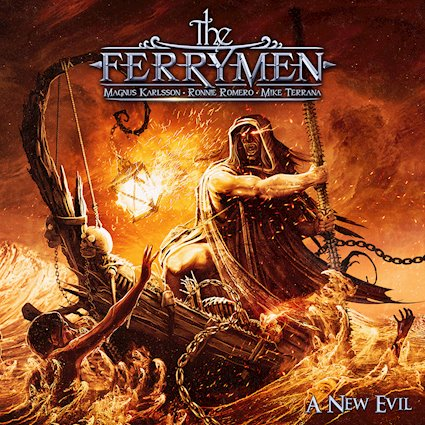 FERRYMEN (The) – A NEW EVIL
