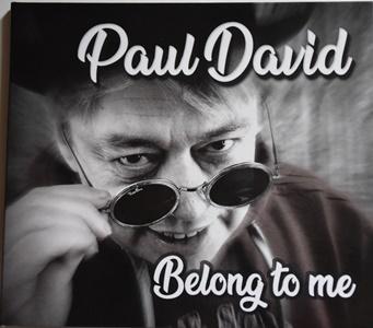 DAVID, Paul – Belong to me (EP)