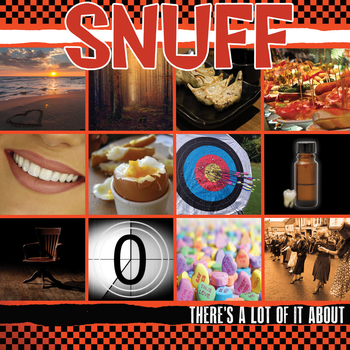 Snuff There's A Lot Of It About