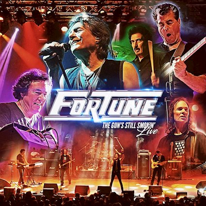 FORTUNE – The gun's still smokin' live