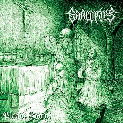 SARCOPTES – Plague hymns (EP)