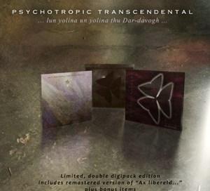 PSYCHOTROPIC TRANSCENDENTAL – Compilation 2 CDs