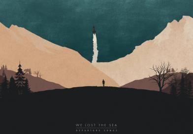 WE LOST THE SEA – Departure songs (réédition de 2015)