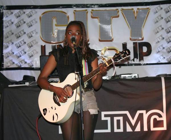 Singer Chikka Moyo