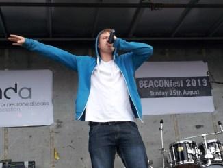 Jonezy at Beaconfest