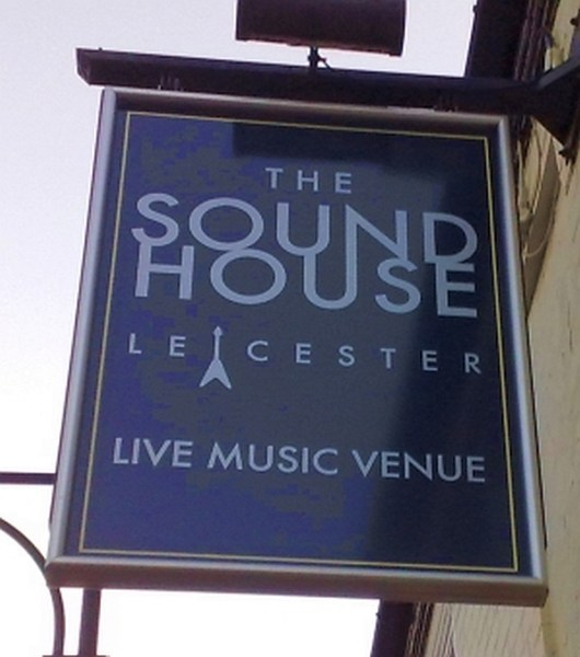 Soundhouse sign