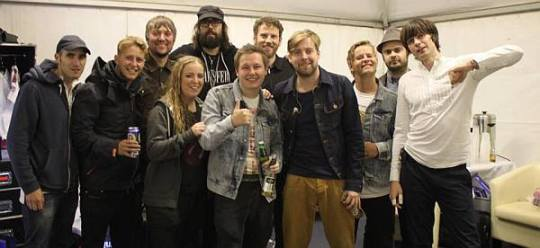 Formal Warning with The Kaiserchiefs