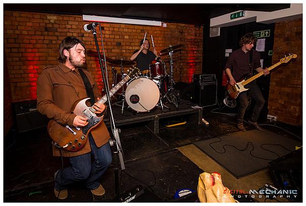 Superevolver Band Photo Rob Gurney