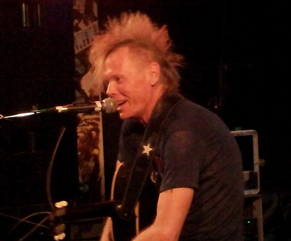 Joe Buck at The Musician