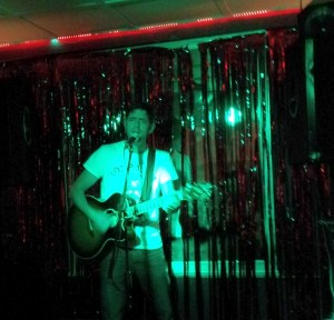 Steve Faulkner at Sloanes Bar