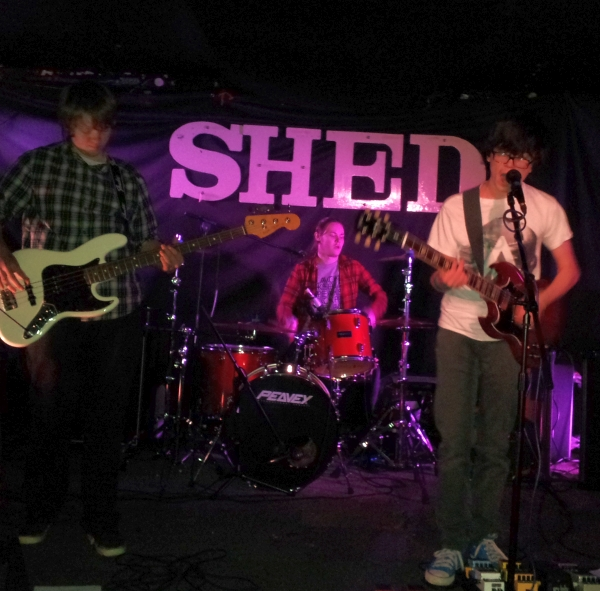 Flight 15 at The Shed