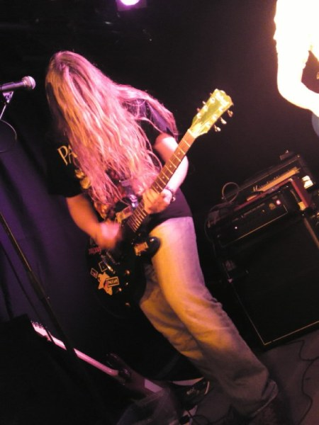 Final Coil at The Soundhouse in 2011. Photo Kevin Gaughan