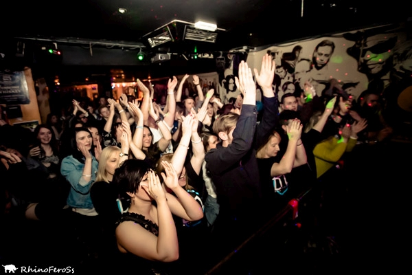 The Audience at The Musician for OBS 2015 Photo RhinoFeroSs photography