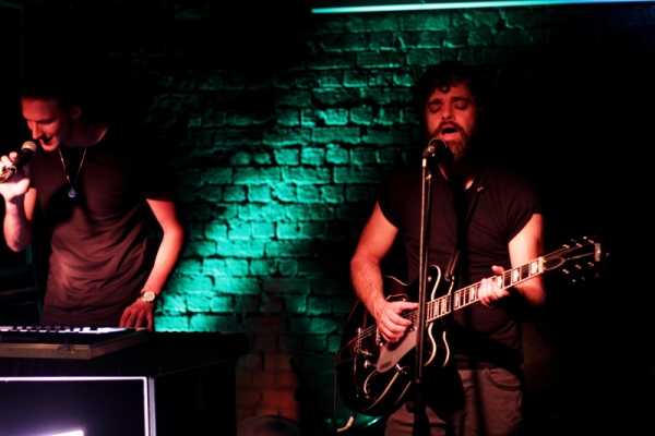 Demons of Ruby Mae at The Cookie Photo by Kevin Gaughan