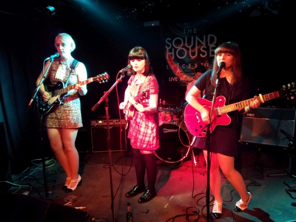 Velveteens at The Soundhouse